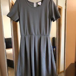 Grey Amelia Dress
